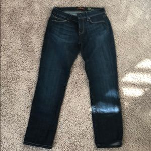 Jeans slim straight size 25 for all mankind